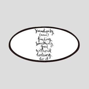 Serendipity Patch