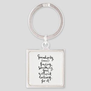 Serendipity Keychains