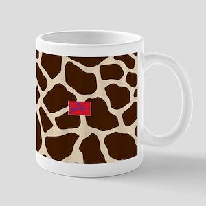 Giraffe Mugs