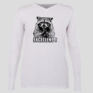 Excellent Raccoon T-Shirt