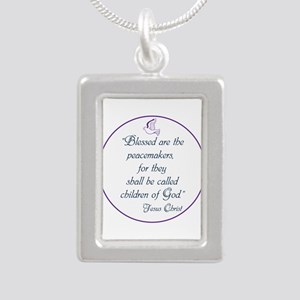 Blessed the peacemakers,Children of God Necklaces