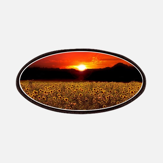 Sunflower Sunset Patch