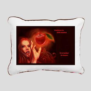 EVE-olution Rectangular Canvas Pillow