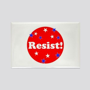 Resist! Stand up to trump Magnets