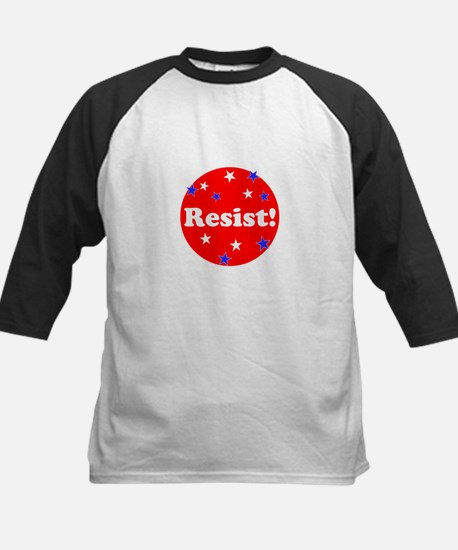 Resist! Stand up to trump Baseball Jersey