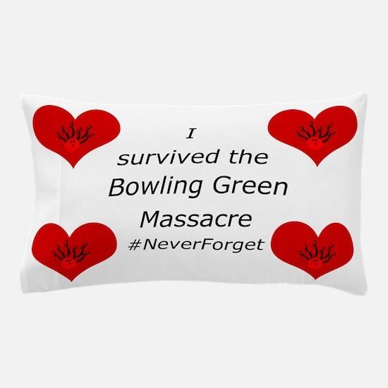 Cute Bowling green Pillow Case