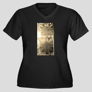 FADED GLORY Plus Size T-Shirt
