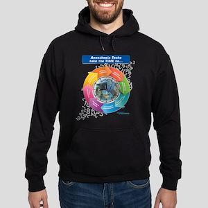 Sharn Tech Day Hoodie Sweatshirt
