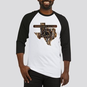 TEXAS RIG UP CAMO Baseball Jersey