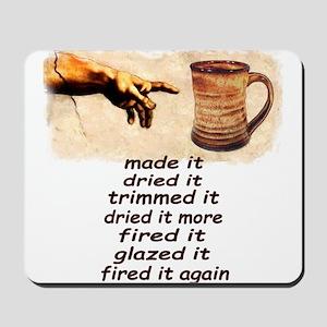 Mug Creation Mousepad