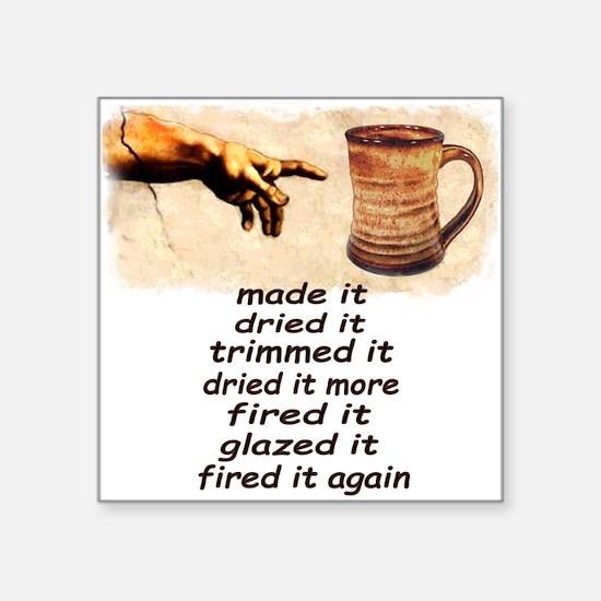 Mug Creation Sticker