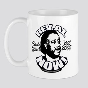 Rev. Al President NOW Mug