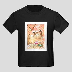 Sushi Cat© Christina Siravo Illustrat T-Shirt