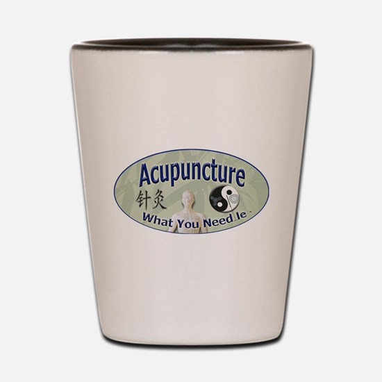 Acupuncture- What you NEED...le Big All Blue Shot
