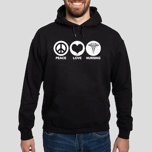 peacelovenursing2 Sweatshirt