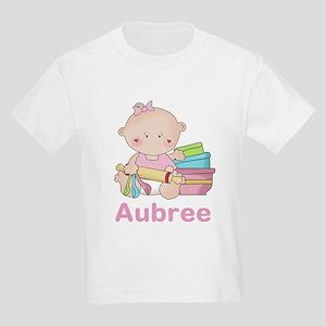 Aubree's Born to Bake Kids Light T-Shirt