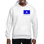 Bonnie Blue, SI, CUC Hooded Sweatshirt