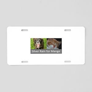 Happy Pets Aluminum License Plate