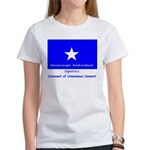 Bonnie Blue, SI, CUC Women's T-Shirt