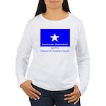 Bonnie Blue, SI, CUC Women's Long Sleeve T-Shirt