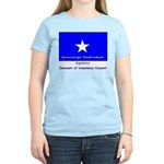 Bonnie Blue, SI, CUC Women's Light T-Shirt