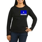 Bonnie Blue, SI, CUC Women's Long Sleeve Dark T-Sh