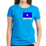 Bonnie Blue, SI, CUC Women's Dark T-Shirt