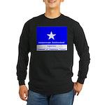 Bonnie Blue, SI, CUC Long Sleeve Dark T-Shirt