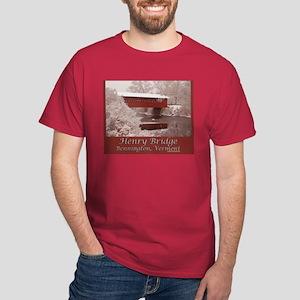 Henry Covered Bridge Dark T-Shirt