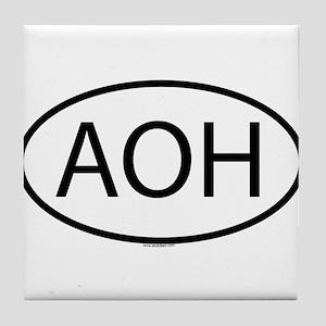 AOH Tile Coaster