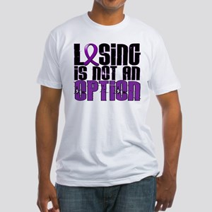 Losing Is Not An Option Pancreatic Cancer T-Shirt