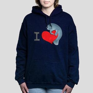 I-heart-Kmanatee Sweatshirt