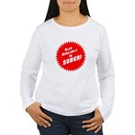 Sober Women's Long Sleeve T-Shirt