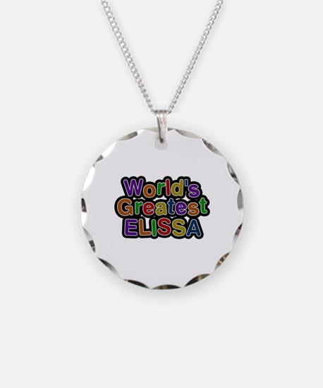 World's Greatest Elissa Necklace