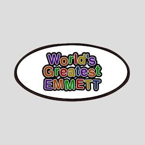 World's Greatest Emmett Patch
