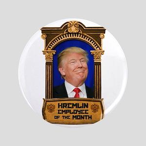 Kremlin Employee of the Month Button