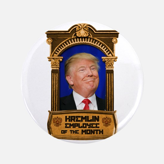 Kremlin Employee of the Month Button