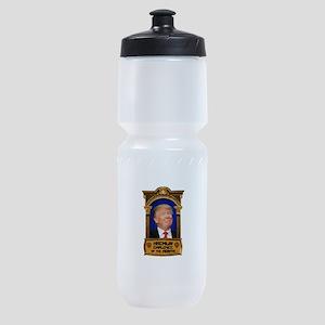 Kremlin Employee of the Month Sports Bottle