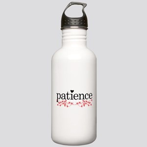 Patience Stainless Water Bottle 1.0L