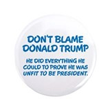 Political dont blame trump Single
