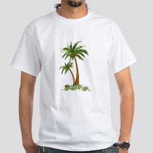 Twin palms T-Shirt