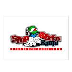 sbr logo Postcards (Package of 8)
