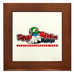 sbr logo Framed Tile