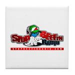 sbr logo Tile Coaster