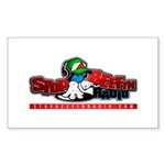 sbr logo Sticker