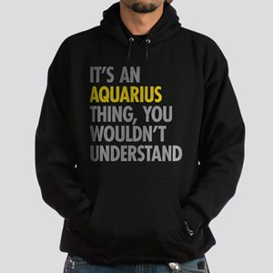 Aquarius Thing Sweatshirt