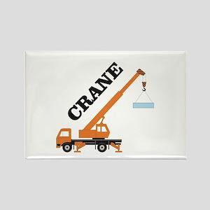 main crane lift haul Magnets