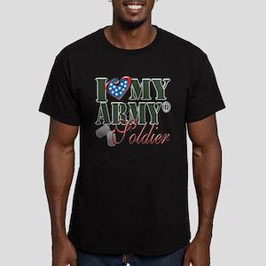 I Love My Army Family T-Shirt