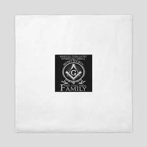 Masons Family Queen Duvet