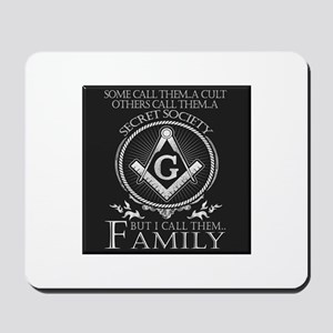 Masons Family Mousepad